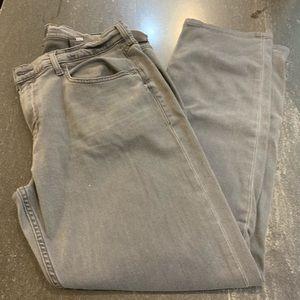 Paige Men's Gray Jeans Size 36